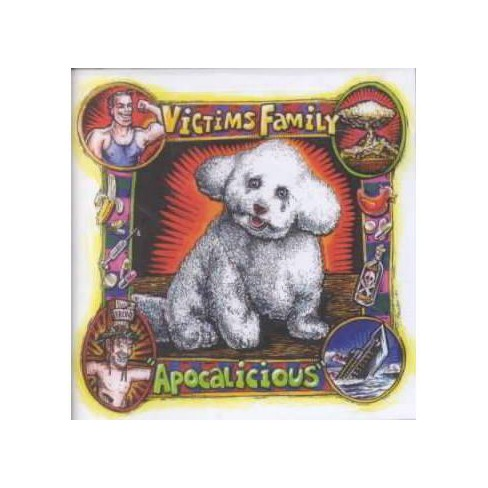 Victim's FamilyVictim's Family - Apocalicious *Apocalicious (CD) - image 1 of 1