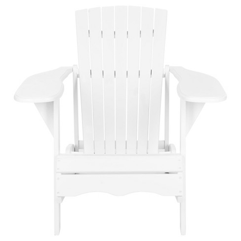 Elba Wood Patio Adirondack Chair - Safavieh® - image 1 of 4