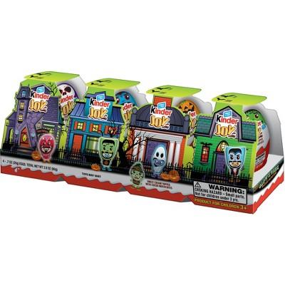 Kinder Joy Halloween Multipack - 2.8oz/4ct