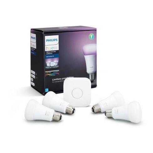 Color Ambiance A19 Led Smart Bulb