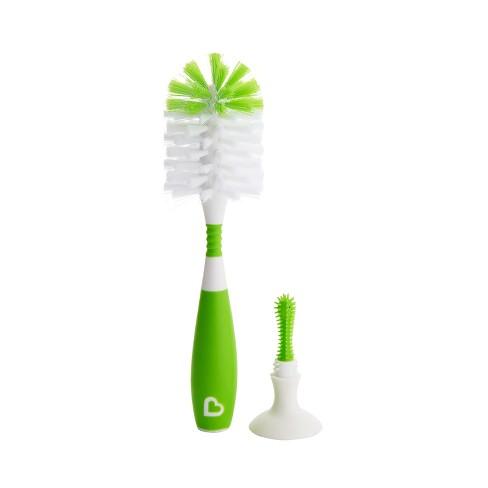 Munchkin Bristle Bottle Brush - image 1 of 4