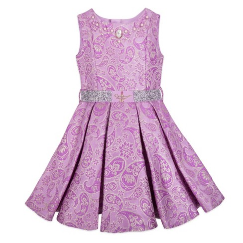 Girls' Disney Jass Fancy Dress - Purple - Disney Store at Target Exclusive - image 1 of 4