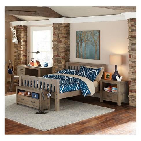 Highlands Harper Panel Bed Hillsdale Furniture Target