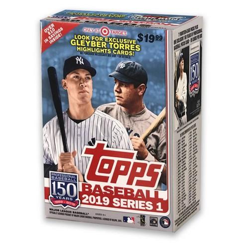2019 Mlb Topps Baseball S1