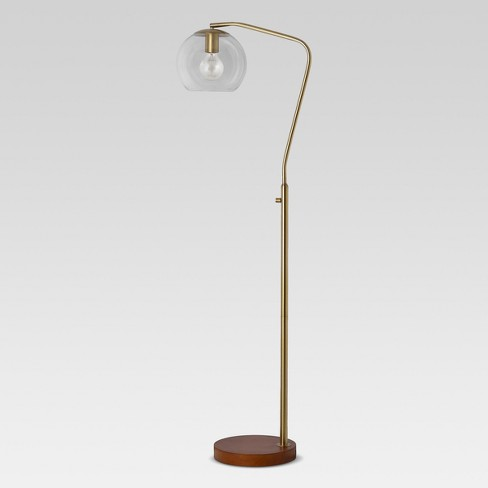 Madrot Glass Globe Floor Lamp - Project 62™ - image 1 of 4