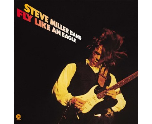 Steve Band Miller - Fly Like An Eagle (Vinyl) - image 1 of 1