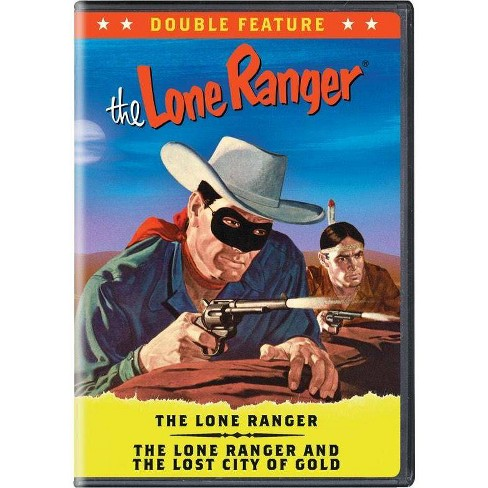 Lone Ranger Double Feature (DVD) - image 1 of 1