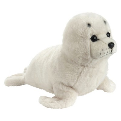 Lelly National Geographic Seal Plush Toy