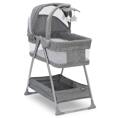 Simmons Kids' City Sleeper Bassinet - Gray Tweed