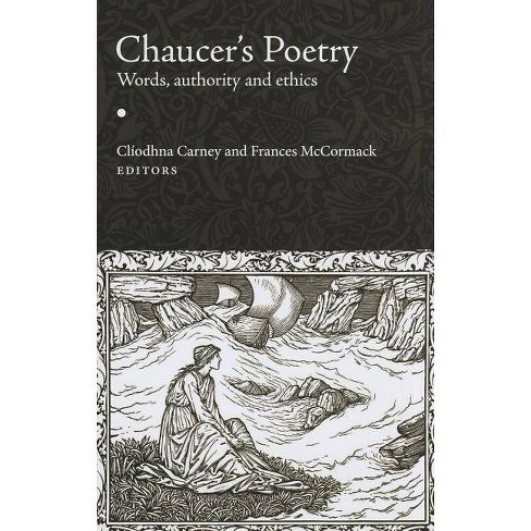 Chaucer's Poetry - (Dublin Studies in Medieval and Renaissance Literature) (Hardcover) - image 1 of 1