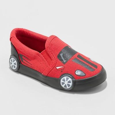 Toddler Boys' Cedric Sneakers - Cat & Jack™ Red 7