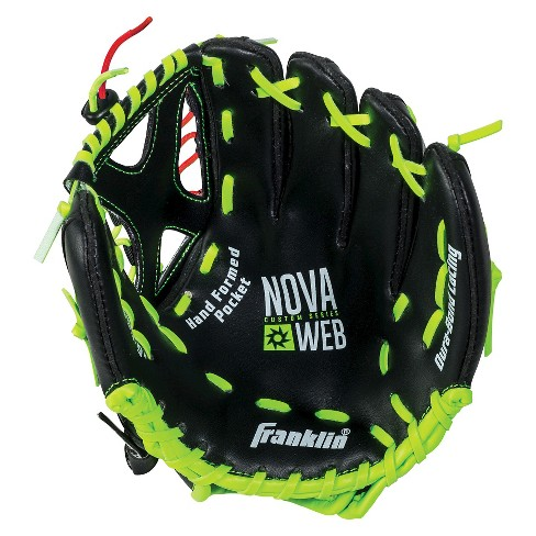Franklin Sports Novaweb Custom Series Baseball Glove-Right Handed Thrower - image 1 of 5