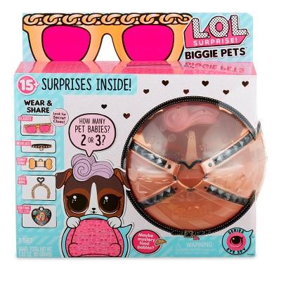 L.O.L. Surprise! Biggie Pet - D.J. K9