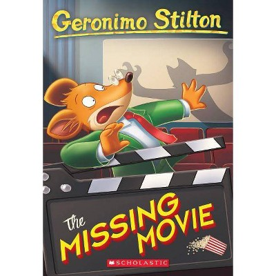 Missing Movie -  (Geronimo Stilton) (Paperback)