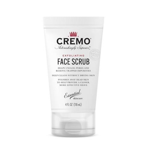 Cremo Exfoliating Facial Scrub - 4 fl oz - image 1 of 3