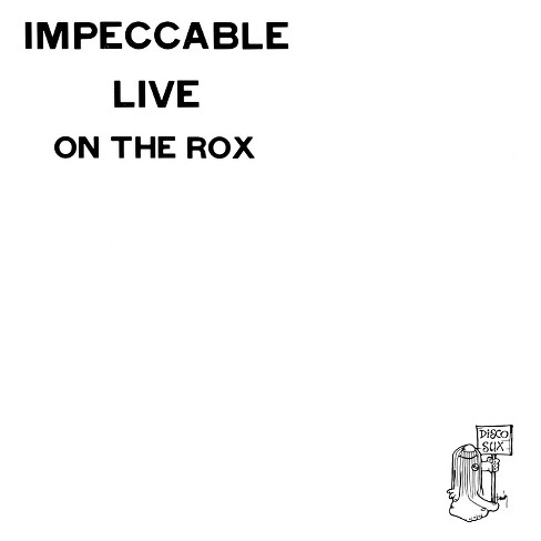 Impeccable - Live on the rox (CD) - image 1 of 1