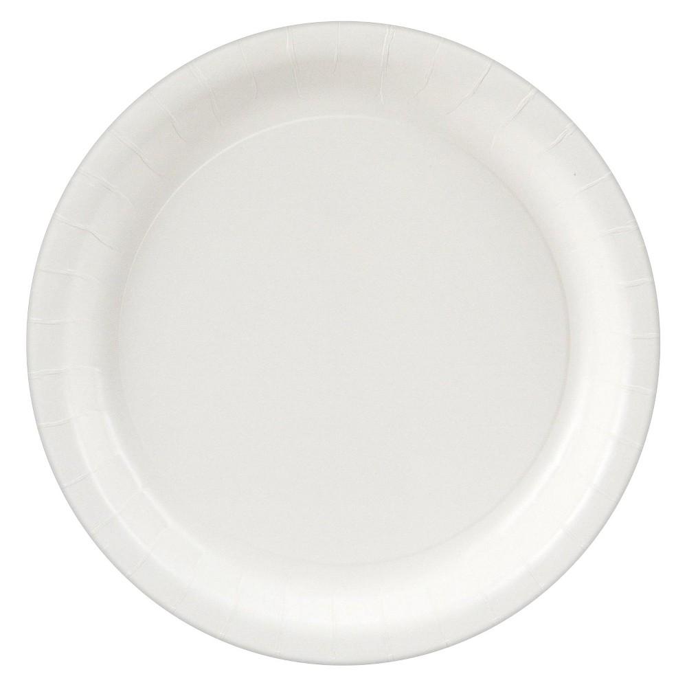 48ct Dinner Plate - White