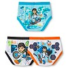 Toddler Boys' Disney Miles From Tomorrow Land 3 Pack Classic Briefs - image 2 of 2