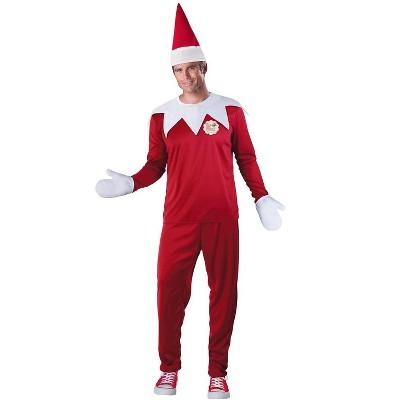 Elf of the Shelf The Elf on the Shelf Mister Elf Adult Costume