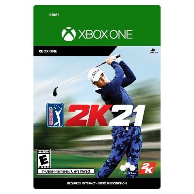 PGA Tour 2K21 - Xbox One (Digital)