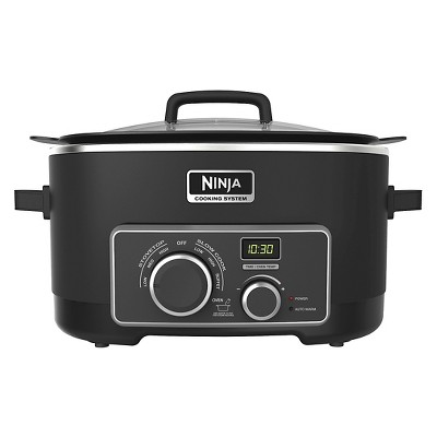 Ninja ®3-in-1 Cooking System