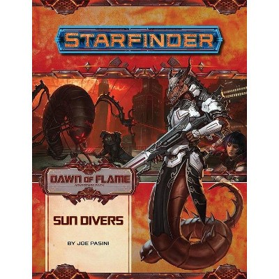 "#15 ""Dawn of Flame #3 - Sun Divers"" Module"
