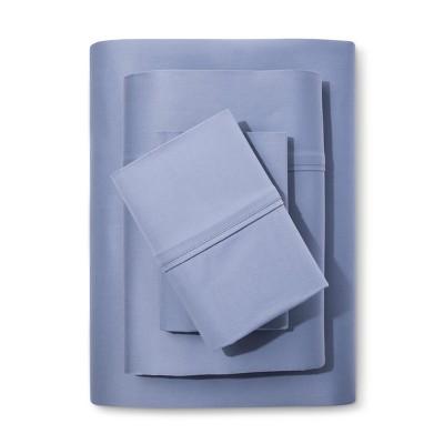Tencel Silky Soft Sheet Set (Queen)Spa Blue - Fieldcrest®