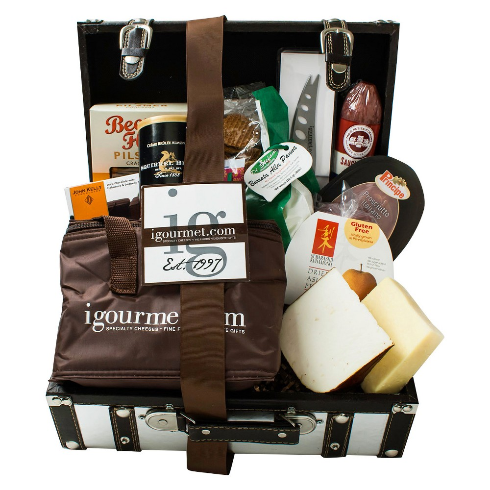 igourmet The Platinum Foodie Gift Case