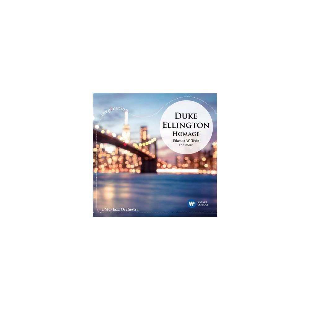 Umo Jazz Orchestra - Duke Ellington:Homage (CD)