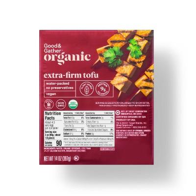 Organic Extra-Firm Tofu - 14oz - Good & Gather™