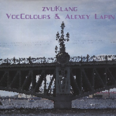Voccolours - Zvuklang (CD) - image 1 of 1