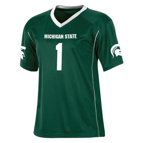 Michigan State Spartans Boys Short Sleeve Replica Jersey. Shop all NCAA eb2b81b23