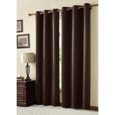 VCNY Home McKenzie Twill Blackout Grommet Curtain Panel