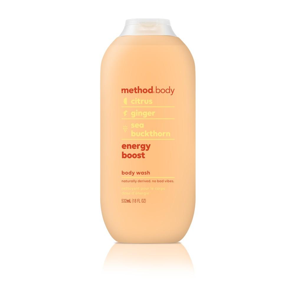 Image of Method Body Wash Energy Boost - 18 fl oz