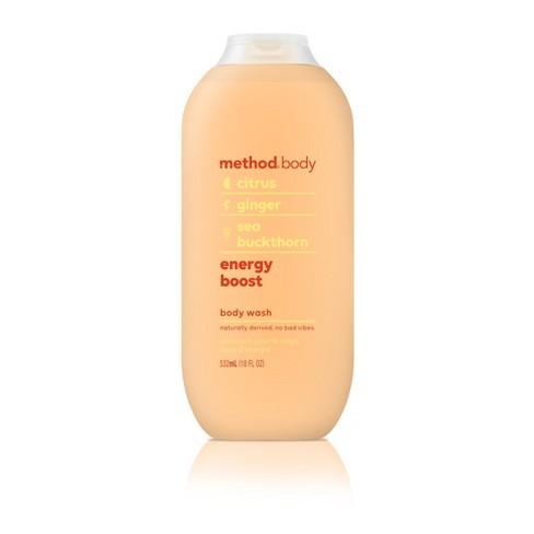 Method Body Wash Energy Boost - 18 fl oz - image 1 of 3