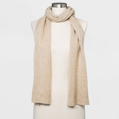 Women's Cashmere Scarf - A New Day™ One Size