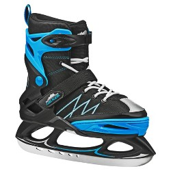 Monarch Boys' Adjustable Ice Skate