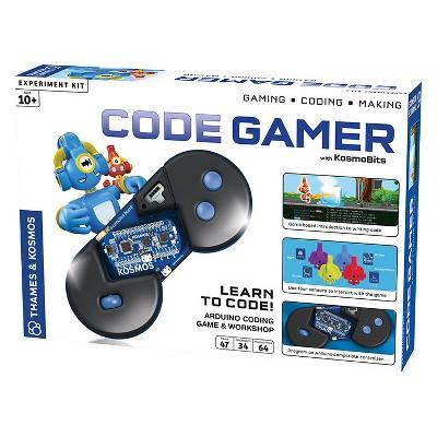 Thames & Kosmos Code Gamer Experiment Kit