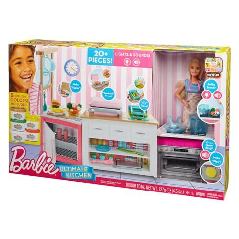 Barbie Ultimate Kitchen Playset Target