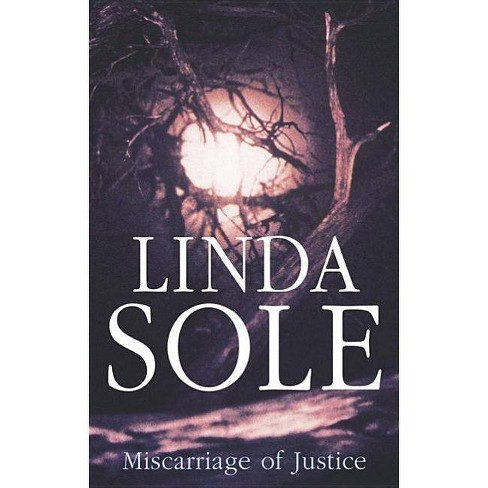Miscarriage of Justice - (Severn House Large Print) by  Linda Sole (Hardcover) - image 1 of 1