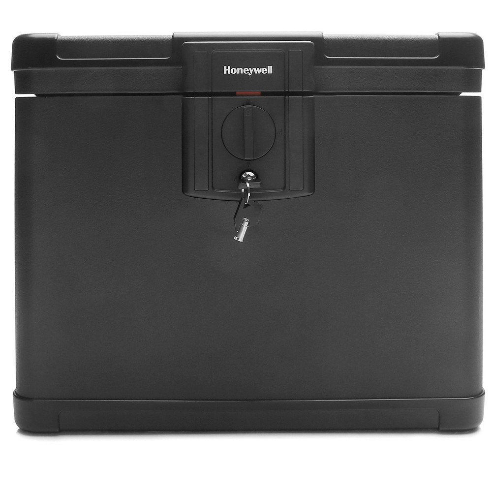 Image of Honeywell Fire and Water Chest .6 cu ft - 811536, Black
