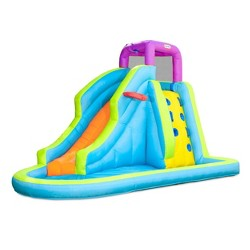 Little Tikes Inflatable Wet Slide