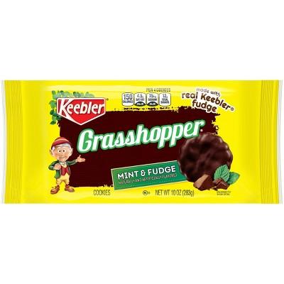 Keebler Grasshopper Mint and Fudge Cookies - 10oz
