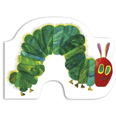 All About the VHC - by Eric Carle (Board Book)