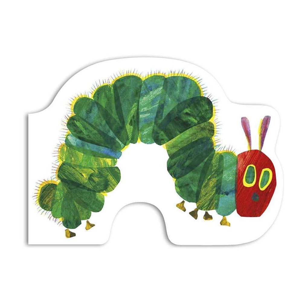 All About The Vhc By Eric Carle Board Book