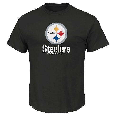 Pittsburgh Steelers Men's Crew Neck T-Shirt L - image 1 of 1