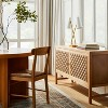 Palmdale Woven Door Console Natural - Threshold™ designed with Studio McGee - image 2 of 4
