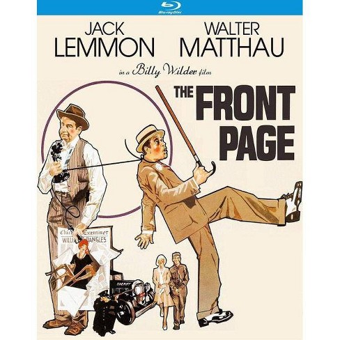 The Front Page (Blu-ray) - image 1 of 1