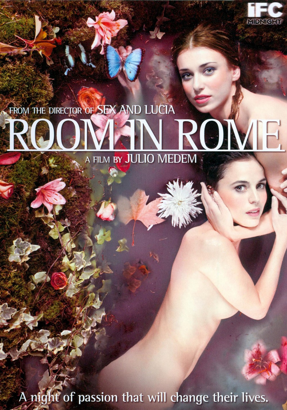 Mpi Room in rome (Dvd), Movies