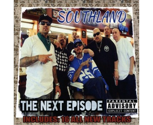 Southland - Next Episode (CD) - image 1 of 1